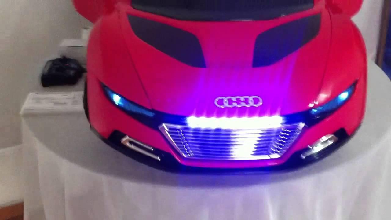 Venta De Autos Usados >> Carro eléctrico Audi para niños venta Bogotá - YouTube