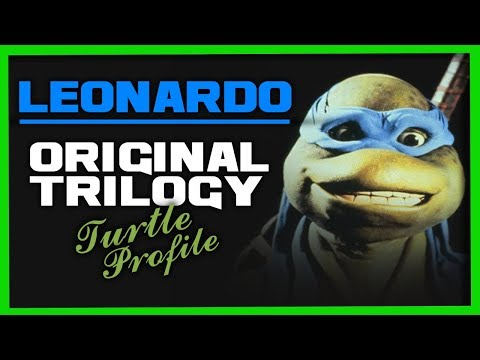 Leonardo 1990's Ninja Turtles Trilogy (Golden Harvest) | TURTLE PROFILE