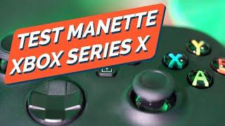 XBOX SERIES X : la MANETTE en test ! Le pad Next Gen est il la meilleure des MANETTES XBOX ?