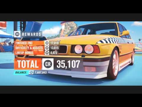 Forza Horizon 3: Hot Wheels - Championship - Thrill City Taxi