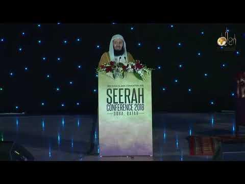 History Of prophet muhammad (PBUH)  within Makkah - Mufti ismail Menk Qatar 2018