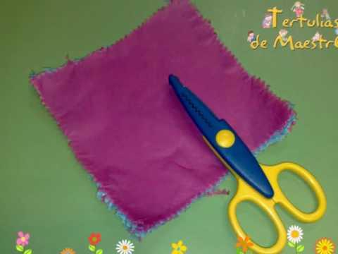 Flor con papel de seda youtube - Envolver regalos con papel de seda ...