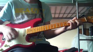 Please mr postman guitar cover