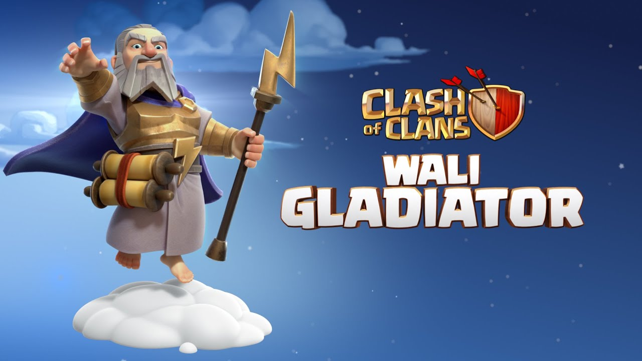 Wali Gladiator: Buat Petir Sekarang! (Clash of Clans)
