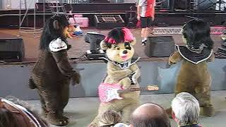 Hard Rock Park Roadies Stunt Show
