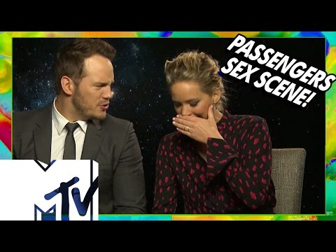 Passengers Sex Scene | Behind The Scenes | MTV