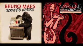 I Was Your Sunday Morning - Bruno Mars vs. Maroon 5 (Mashup)