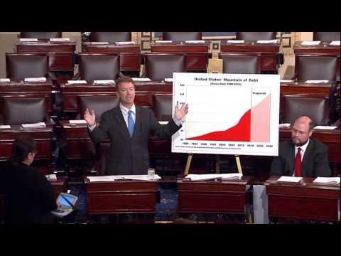 Sen. Rand Paul Speaks Against the Continuing Budget Resolution - September 29, 2015