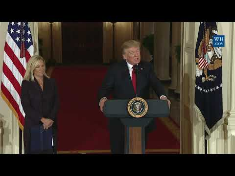 President Trump Announces The Secretary of Homeland Security Nominee