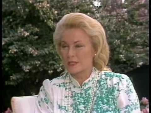 The last interview with Grace Kelly - on ABC's 20/20 (Part 3 of 6)