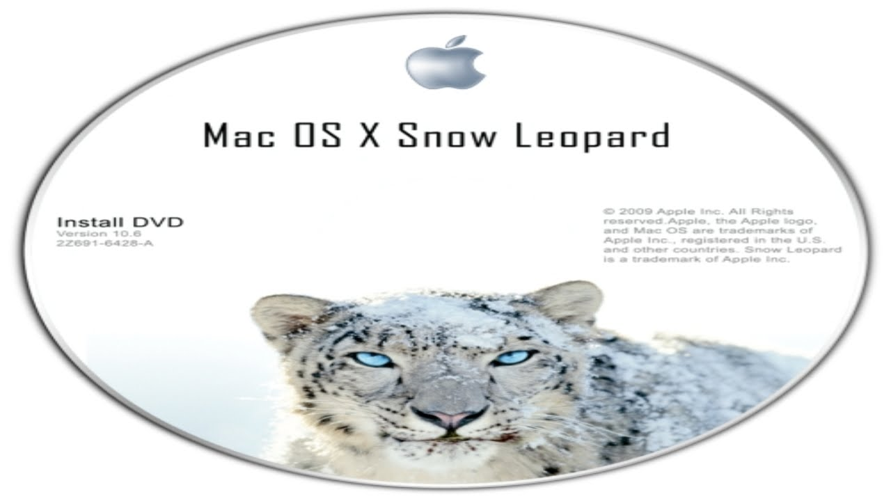 Mac os x snow leopard 10.6 8 iso free download with product key