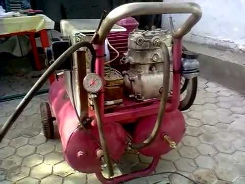 Зиловский компрессор своими руками система смазки