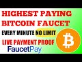 1 Site 65 Faucet  New Free Ethereum Eth Bitcoin Btc Bitcoin Cash Bch Etc Earning Faucet Site 2020