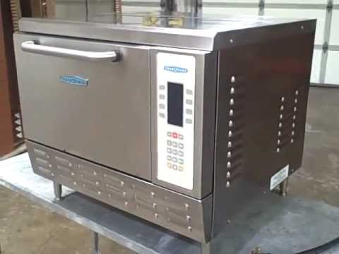 turbo chef tornado 2 ovens youtube. Black Bedroom Furniture Sets. Home Design Ideas
