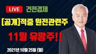 [MTNW] ▶건전경제◀ [공개] 적중 원전관련주와 11월유망주