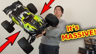 Arrma Kraton 8S Worlds BEST RC Car? 1st look + TEST (It's MASSIVE!!!)