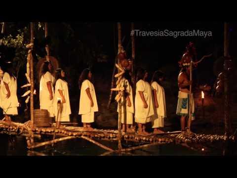 Travesía Sagrada Maya 2013, Danzas y cantos a Ixchel en Cozumel