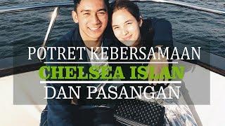 Semakin Romantis, Begini Potret Kemesraan Chelsea Islan dengan Kekasihnya