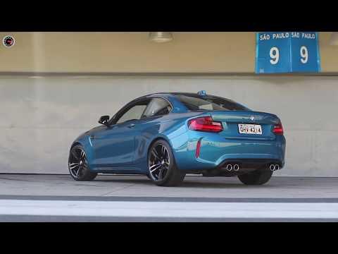 BMW M2, diversão pura, anda de lado no FULLPOWER LAP