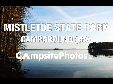 Mistletoe State Park Georgia Youtube