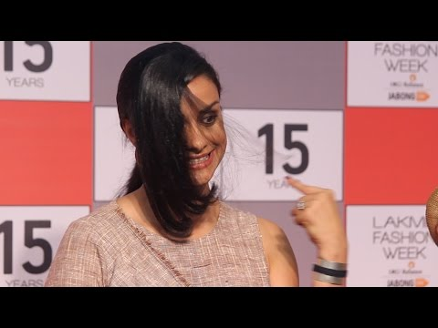 Gul Panag | Interview | Lakmé Fashion Week 2015