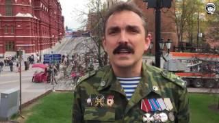 Выступление Михаила Шендакова на прогулке. Москва, 7 мая 2017.