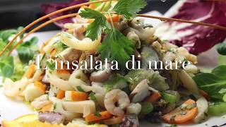 Insalata di mare in Pescheria