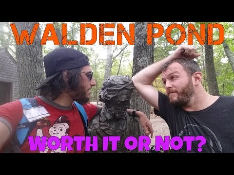 Walden Pond: Worth It or Not? (Concord, Ma.)