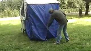 The MOAB DIY Folding Tent - How to Set One Up Thumbnail