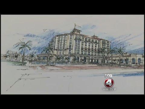 Harborside Hotel land lease agreement