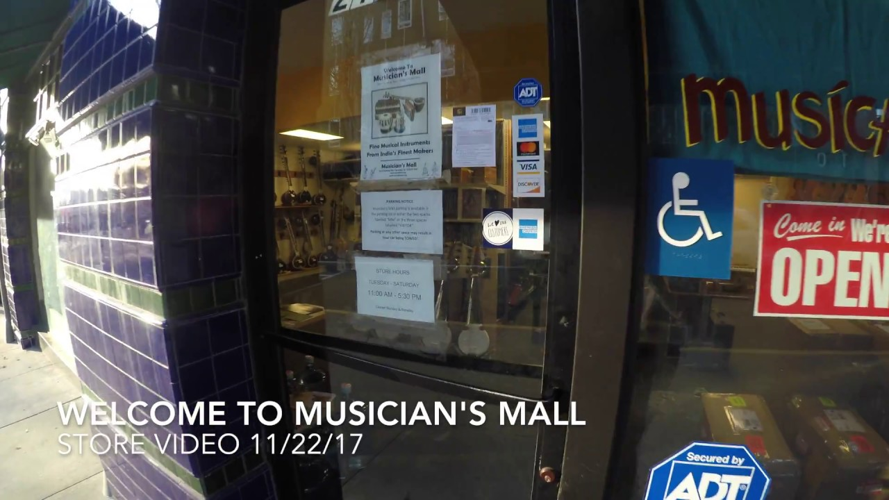 Musician's Mall: Formerly the Ali Akbar College Store