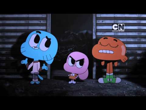 the amazing world of gumball the quest preview clip 2 youtube