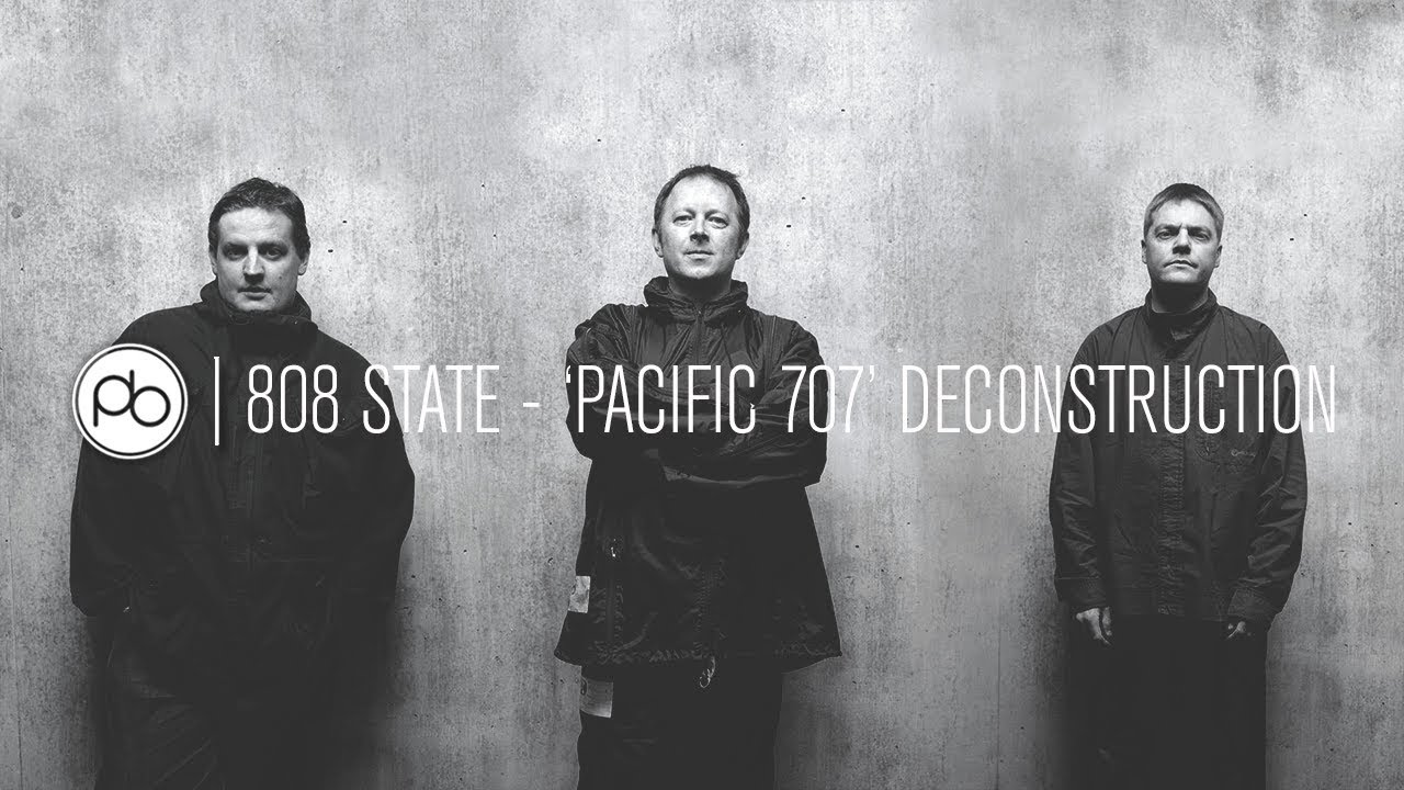 Ableton Live Deconstruction: 808 State - Pacific 707 at SARM Music Village