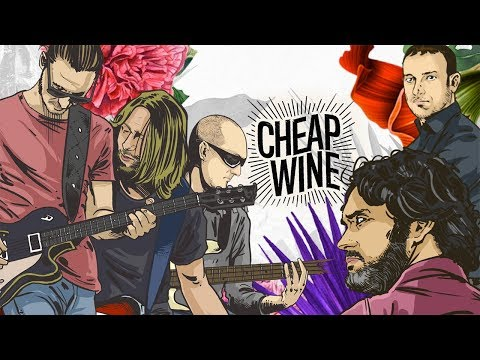 CHEAP WINE - Full Of Glow (Official Video)