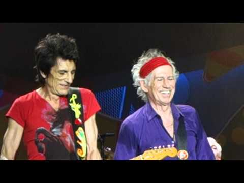 Rolling Stones Rio 2016 Like a Rolling Stone