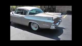 1958 Studebaker Golden Hawk Hardtop