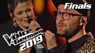 Fidi Steinbeck feat. Mark Forster - Warte Mal | The Voice of Germany 2019 | Finals