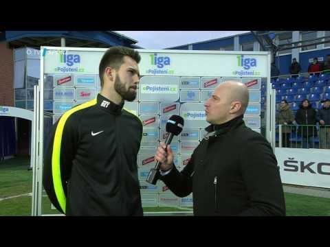 Tomáš Koubek rozhovor (Mladá Boleslav - Sparta 1:0)