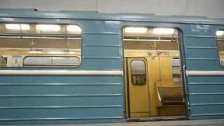 Moscow Metro: Reversible movement of trains (Sviblovo - Medvedkovo, Kaluzhsko-Rizhskaya line)