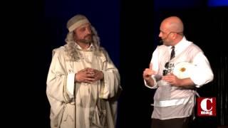 Pablo & Pedro - Dio e il Vigile