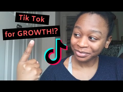 If You're Not Using Tik Tok You're Missing Out! How to Use Tik Tok in 2020
