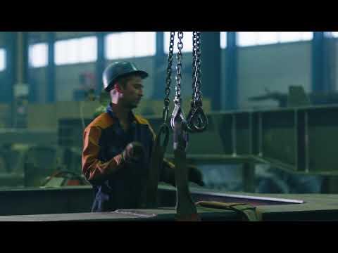 Heavy industry worker Industrial Hooks