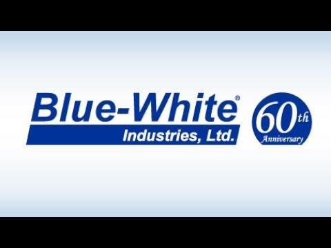 Blue-White Industries, Ltd. 60th Anniversary