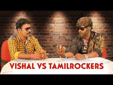 Vishal Vs Tamil Rockers | Vadivel Balaji, Ramar - The Old Monks