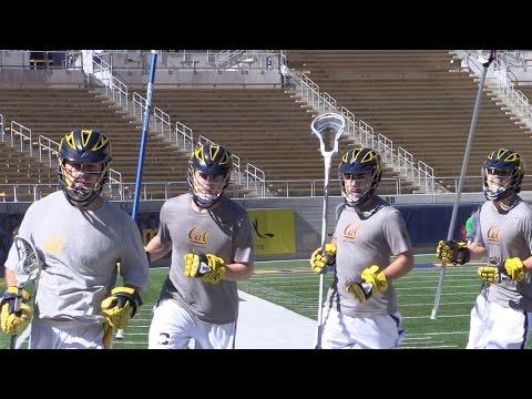 CAL vs UC Santa Barbara Lacrosse 2015