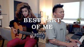 Ed Sheeran - Best Part Of Me ft. YEBBA (AJ Rafael/Samica) #EdSheeran #YEBBA #BestPartOfMeCover