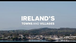 The island of Ireland's towns and villages