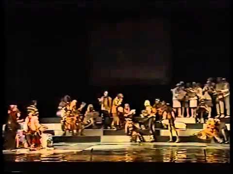 Orfej u podzemlju - Orpheus aux Enfers - Offenbach - Split 1999