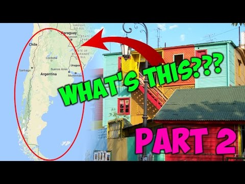 What is Argentina - Part 2