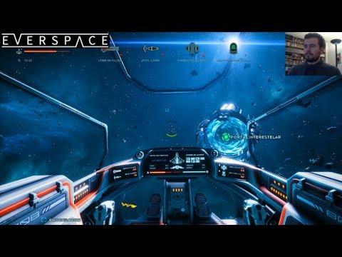 EVERSPACE (PC) - Combates en el espacio exterior    Gameplay en Español